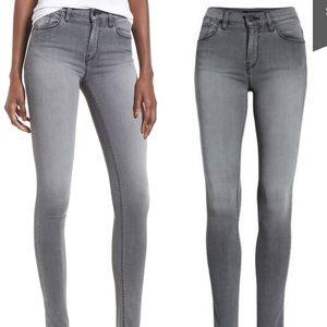 {HUDSON} Nico Mid-Rise Super Skinny Jeans